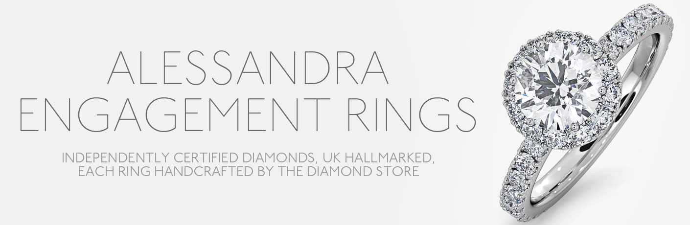 Alessandra Engagement Rings