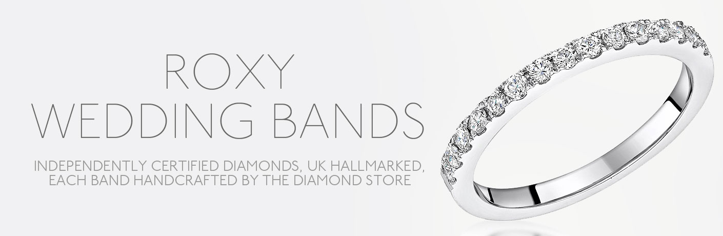 Roxy Wedding Bands