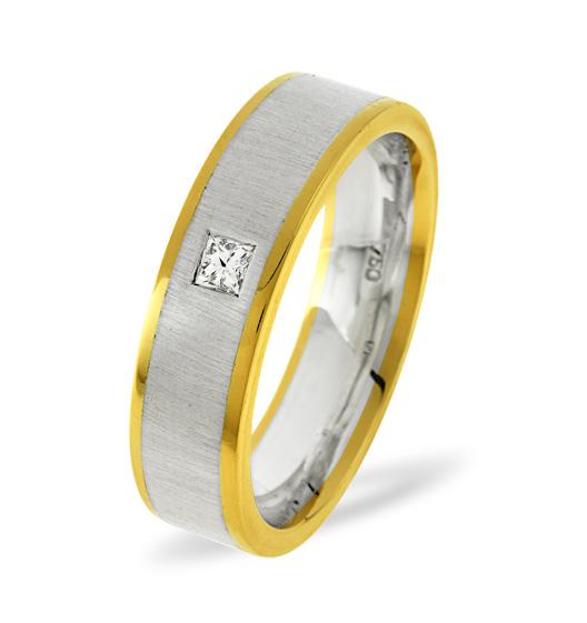 Leah Diamond Wedding Rings