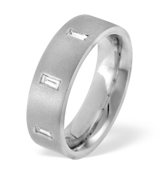 Holly Diamond Wedding Rings