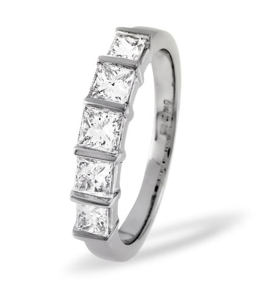 5 Stone Lauren Rings
