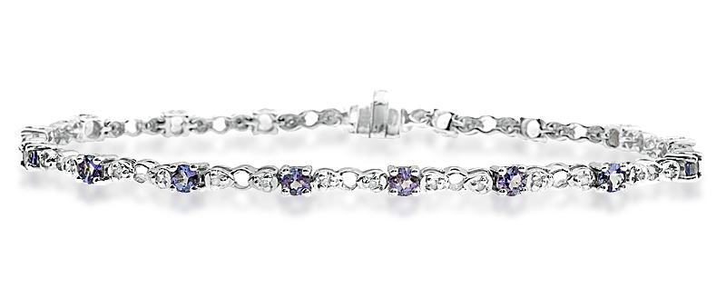 Tanzanite Bracelets