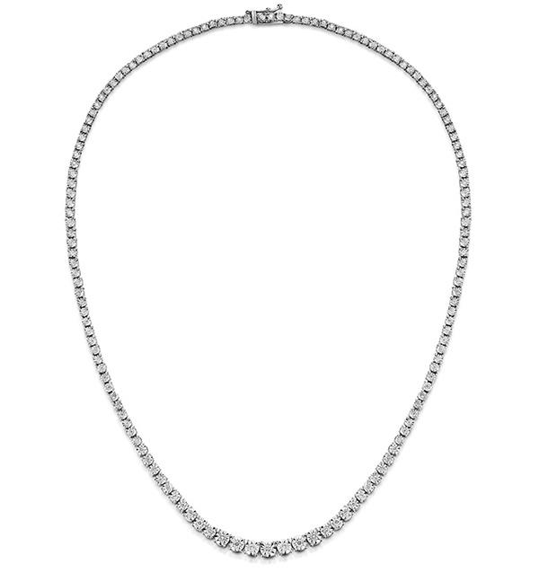 Diamond necklaces pendants thediamondstore exclusive necklaces aloadofball Images