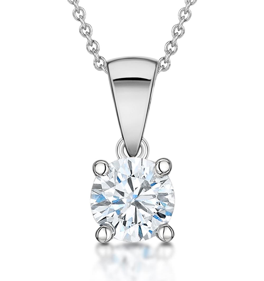 Chloe Diamond Pendant Necklaces