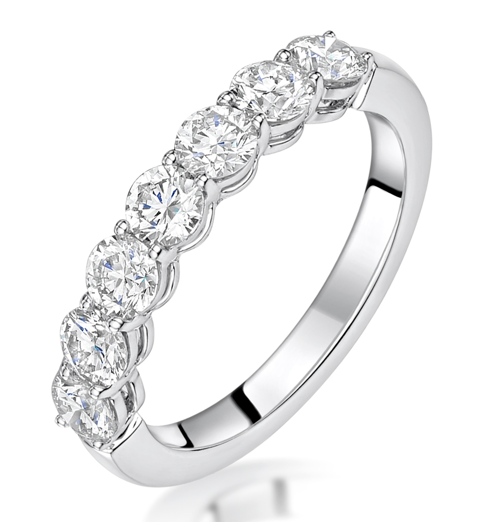 Lenora Eternity Rings