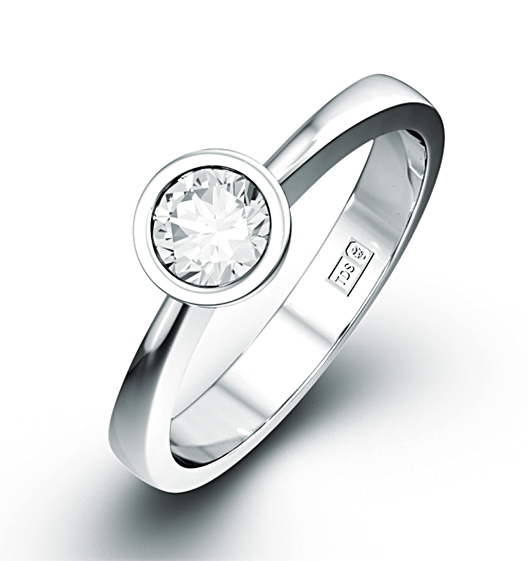 Emily Solitaire Rings