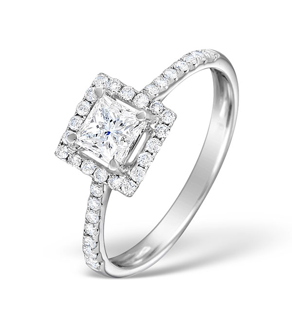 Ella Princess Engagement Rings