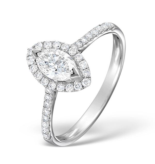 Ella Marquise Engagement Rings