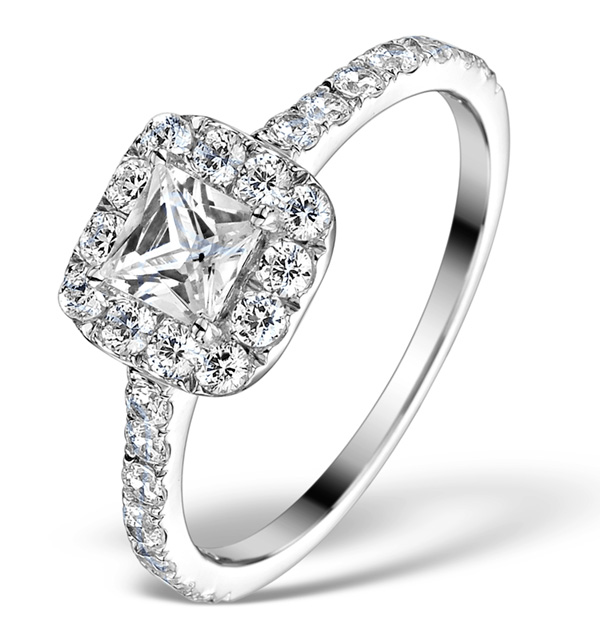 Aria Engagement Rings