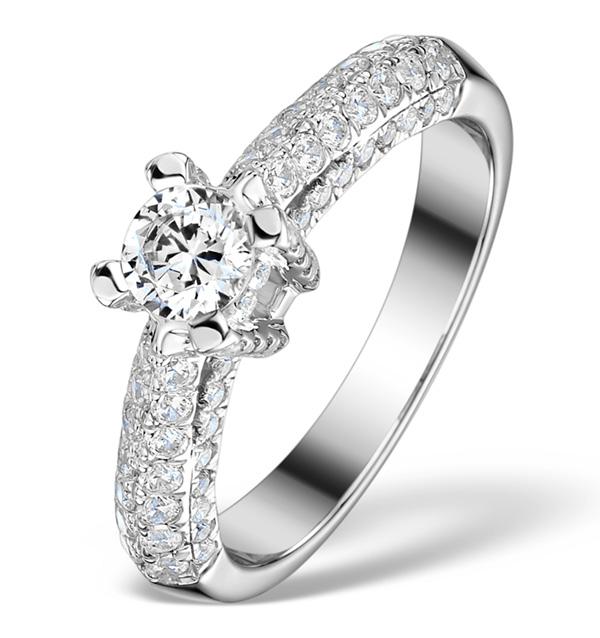 Nova Engagement Rings
