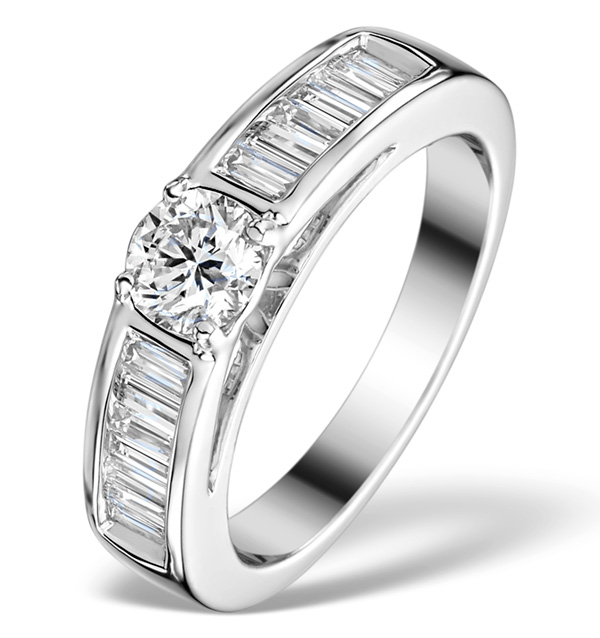Yasmin Engagement Rings