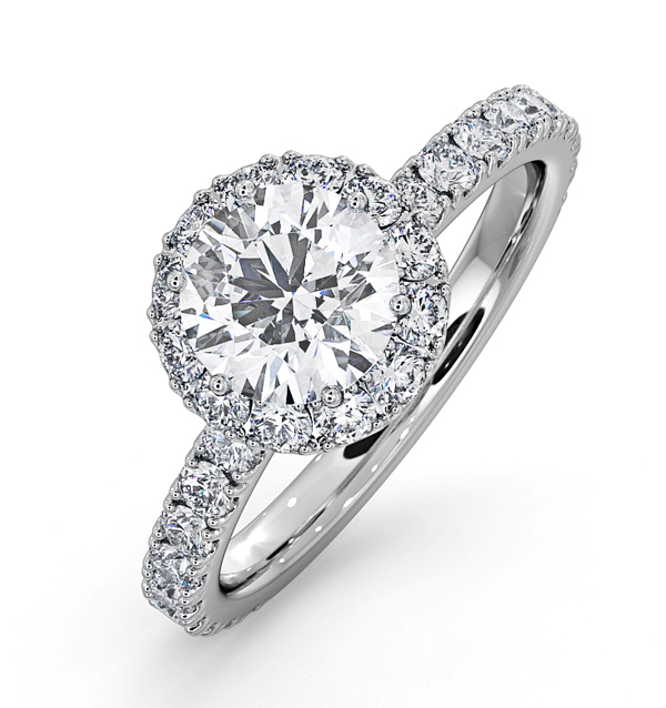 Alessandra Engagement Rings