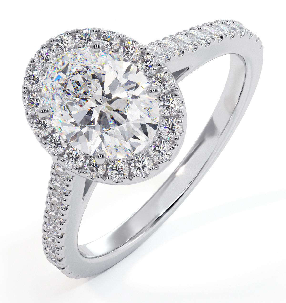 Georgina Engagement Rings