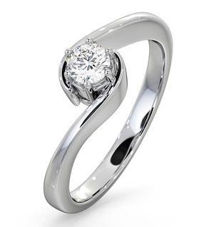 Leah Solitaire Rings