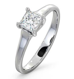 Lucy Solitaire Rings